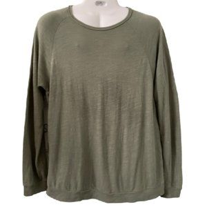 Rag & Bone - Raglan LS Pullover - Size Large